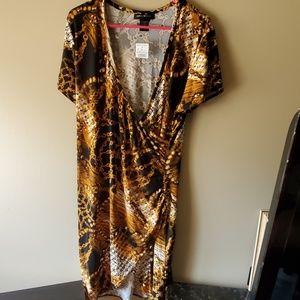 Ashley Stewart dress